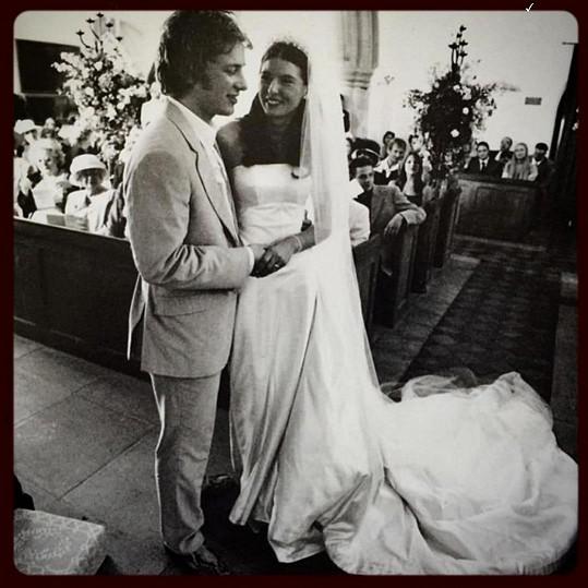 Brali se před dvaceti lety.
