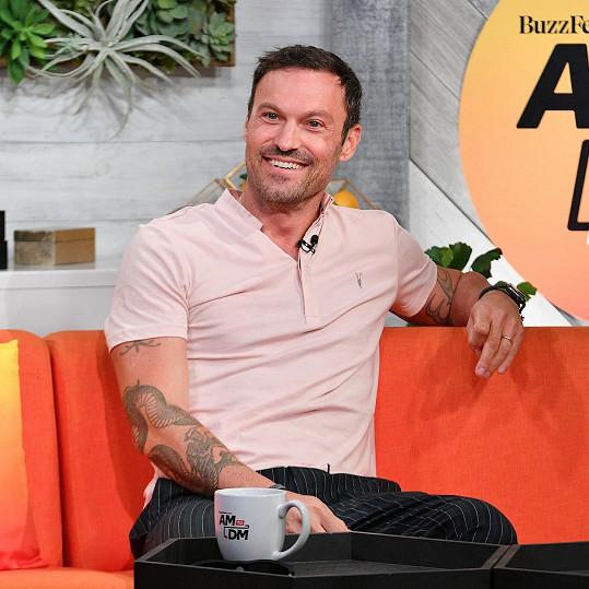 Brian Austin Green se vyjádřil ke vztahu s odloučenou manželkou.