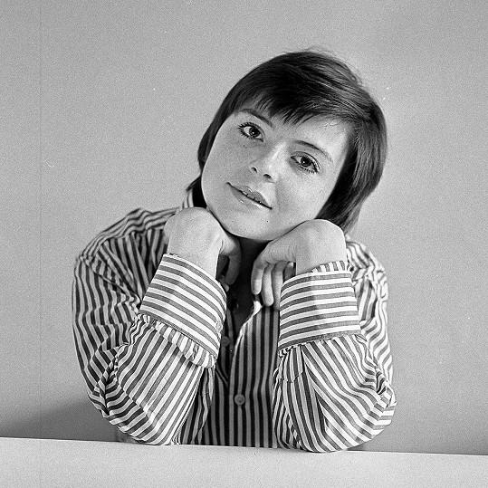 Jana Robbová - jedna z nejvýraznějších zpěvaček sedmdesátých let