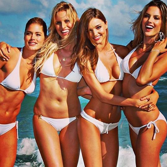 Komu byste dali přednost? Plus-size modelkám, nebo těmto?