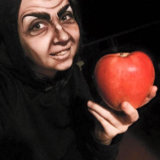 Jablíčko?