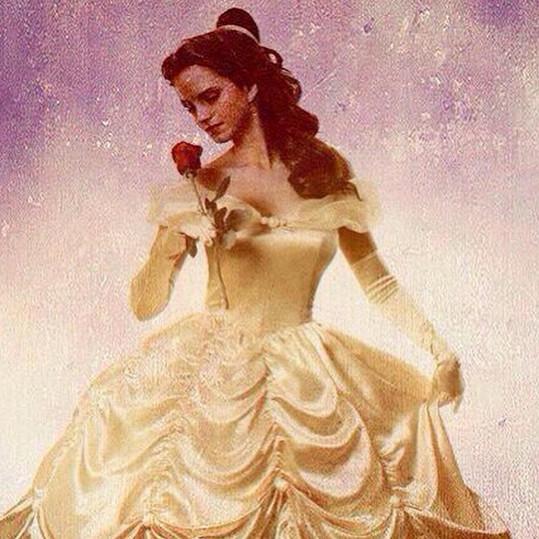 Herečka by byla krásnou princeznou...