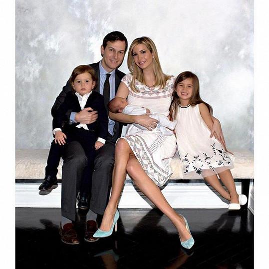 Starší Jared je manželem Ivanky Trump a poradcem prezidenta USA.