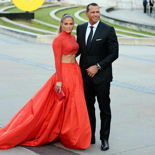 I Jennifer Lopez a Alex Rodriguez patří mezi hvězdy, které odložily veselku na neurčito.