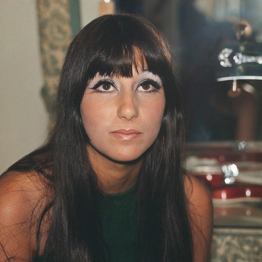 Cher v roce 1965.