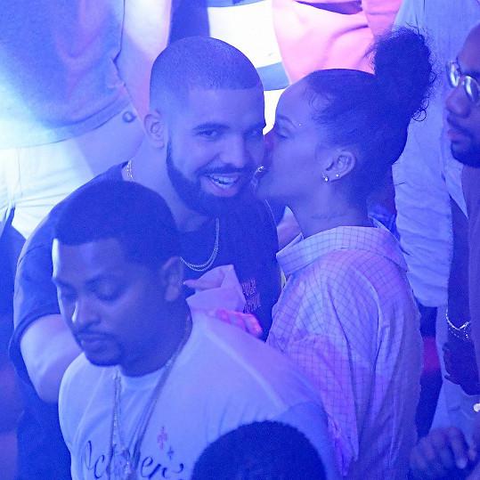 Rihanna a Drake šli opět každý svou cestou...