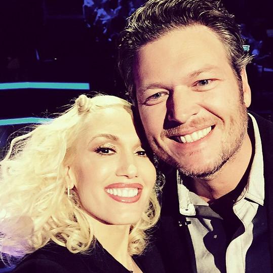 Gwen Stefani a Blake Sheldon