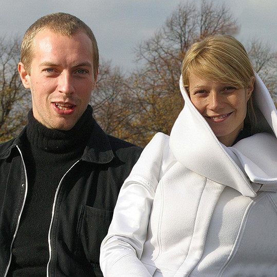 Gwyneth Paltrow a Chris Martin