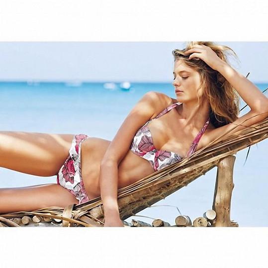 Kate Bock je velmi žádanou modelkou. Pózovala nejen pro Sports Illustrated, ale i další známé magazíny.