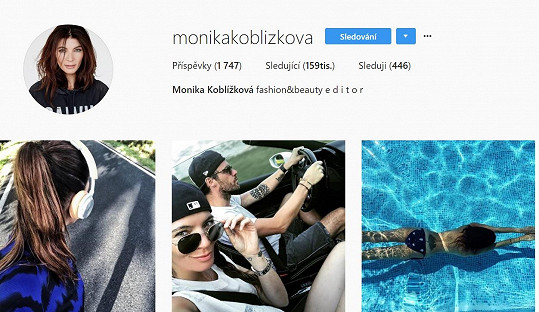 Že je ale úspěšnější i Monika Koblížková, to už je šok.