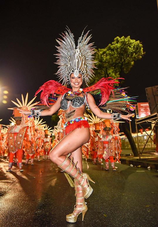 Veronika Lálová si letos sambu v Riu nezatančí.
