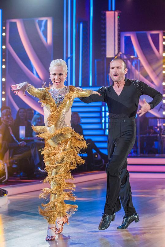 Dalibor Gondík a Alice Stodůlková naprosto odrovnali porotu svou energií.