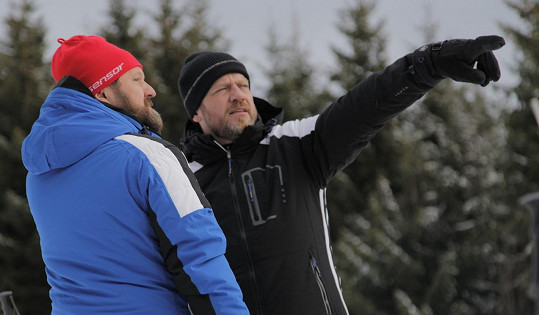 Karel Zima a Filip Blažek