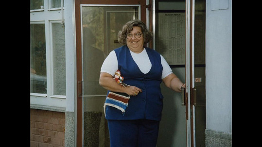 Role vrátné na internátě se zhostila Helena Růžičková.