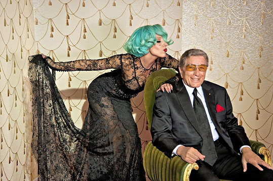 Tony Bennett se chystá do Prahy, přijede Lady Gaga též?