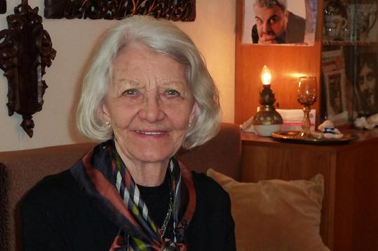 Bývalá hlasatelka Heda Čechová vzpomínala v pořadu 13. komnata na syna.