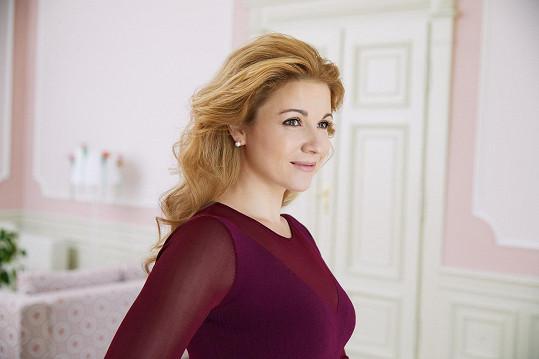 Kateřina patří mezi nejkrásnější operní pěvkyně.