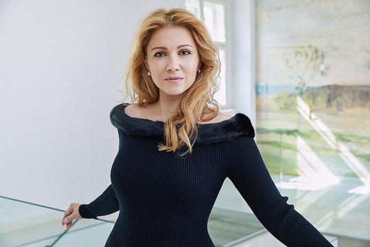 Kateřina Kněžíková nafotila nové snímky.