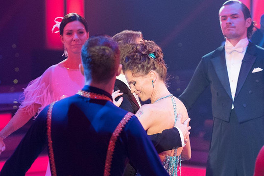 Olga Šípková a její rozlučkový tanec