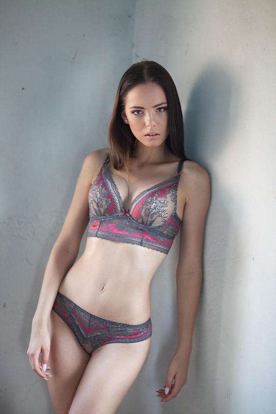 Aneta Kalátová skončila třetí a je žádanou modelkou.