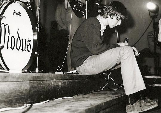 Během působení v prvním Modusu (1969)