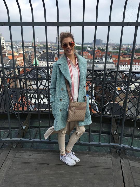 A stavila se i v Kodani.