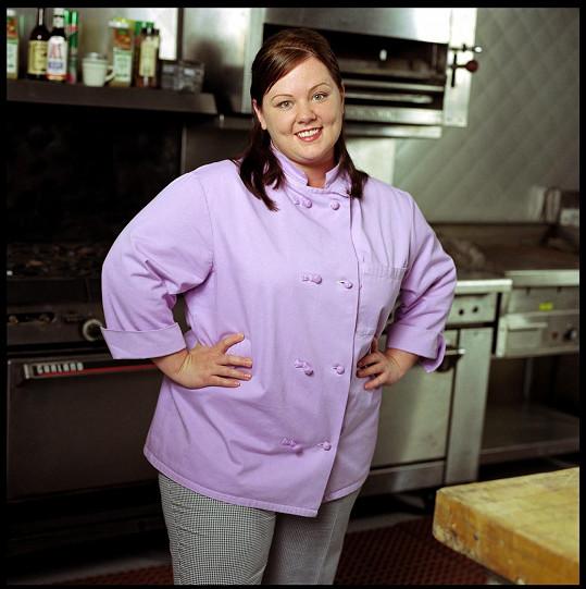 Melissa McCarthy v seriálu Gilmorova děvčata