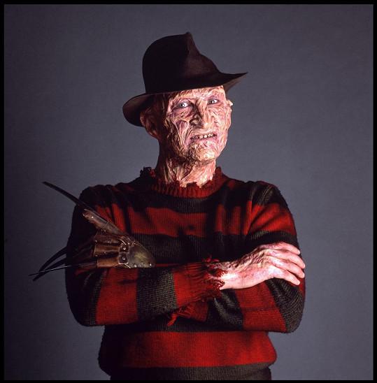 Freddy Krueger je jeho nejslavnější rolí.