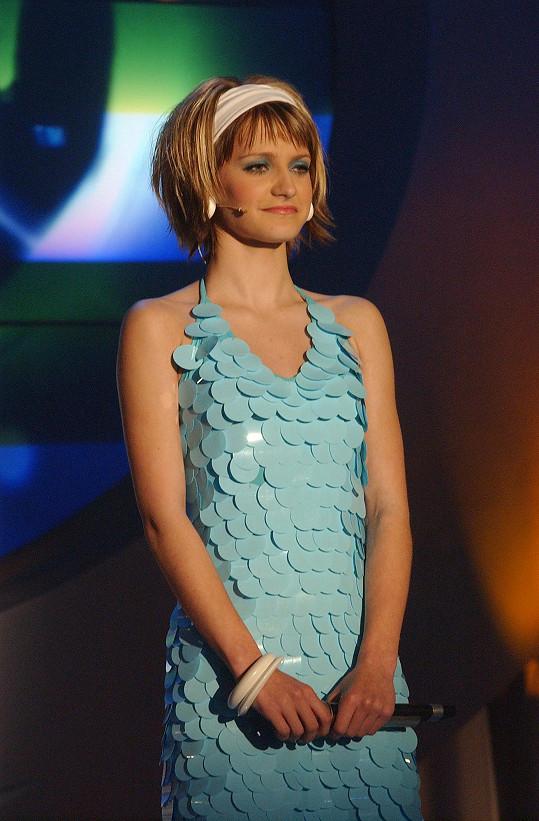 V roce 2004 se Šárka zúčastnila soutěže Česko hledá SuperStar.
