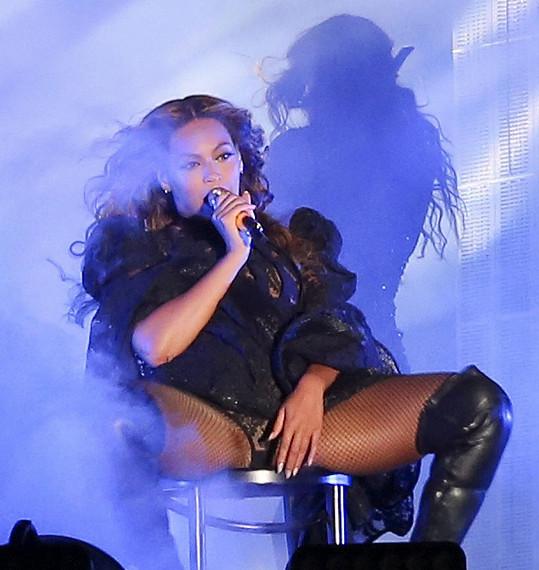 Beyoncé vsadila na žhavou provokaci.