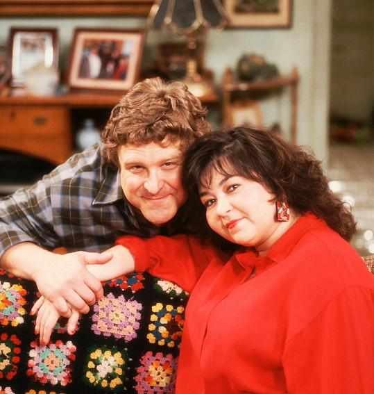 Roseanne ve své nejslavnější roli