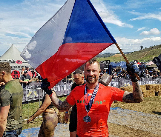 Petr Vágner se zúčastnil extrémního závodu v Austrálii.