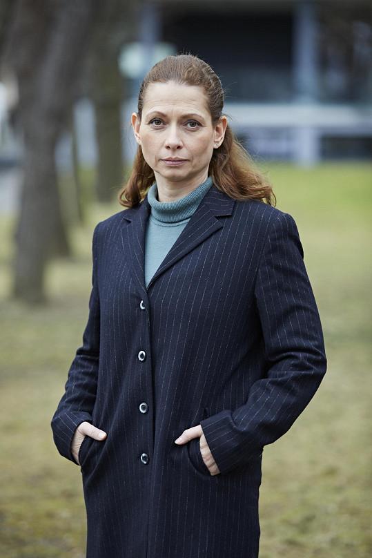 Novou postavou seriálu je také Gabriela Míčová.