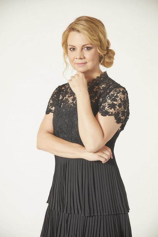 Martina Randová hraje v Ordinaci a moderuje pořad O 10 let mladší.
