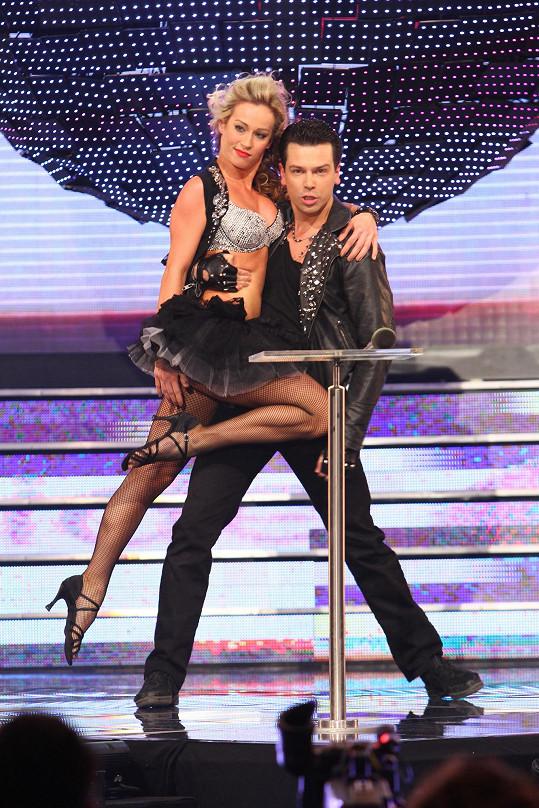 Katarina tančí i v muzikálech.