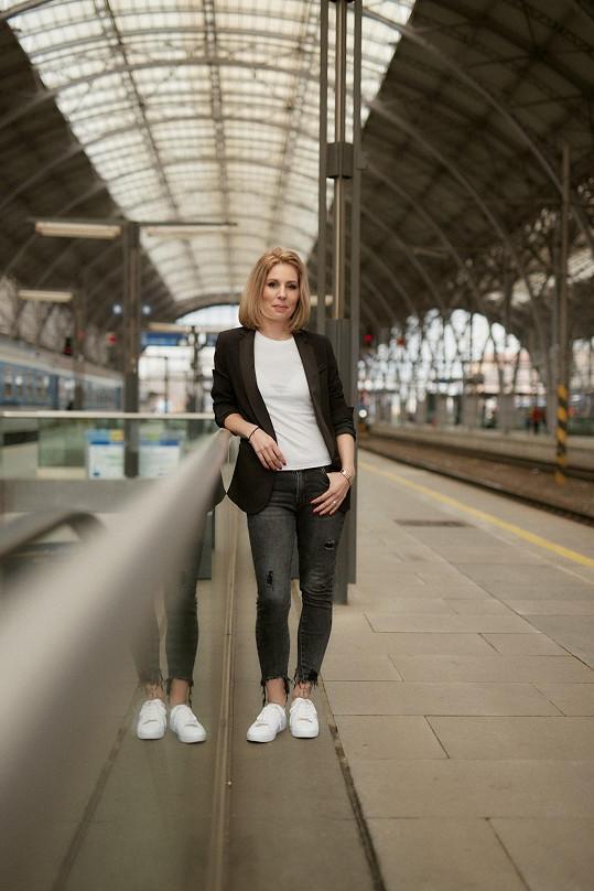 Spisovatelka a blogerka Michaela Duffková