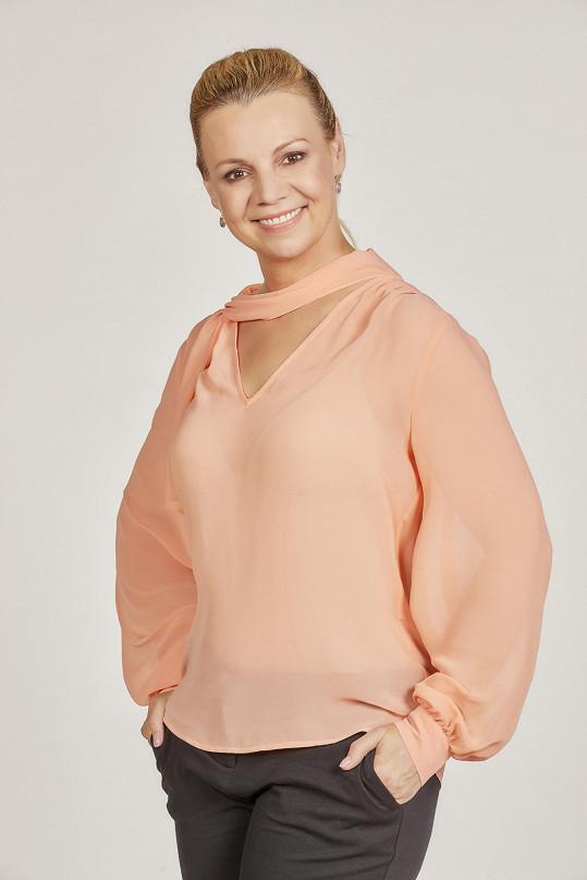 Martina Randová je novou moderátorkou pořadu O 10 let mladší.