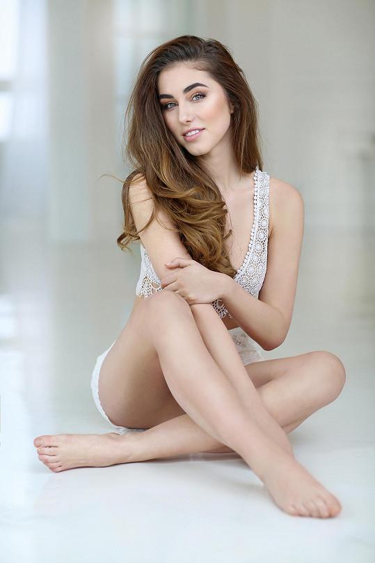 Česká Miss 2017 v prádle