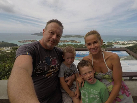 Sedm dní v Indickém oceánu na Seychelách