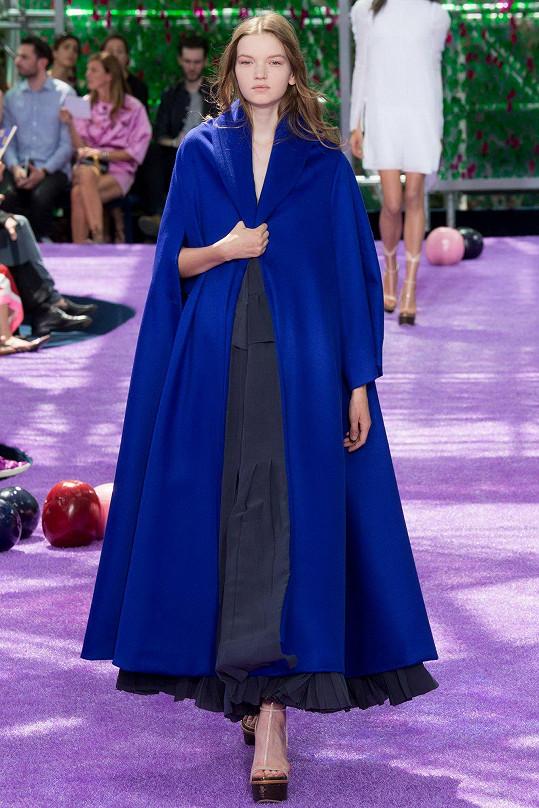 V modelingu došlo k poklesu zakázek o deset procent, což pocítila i Eva Klímková.