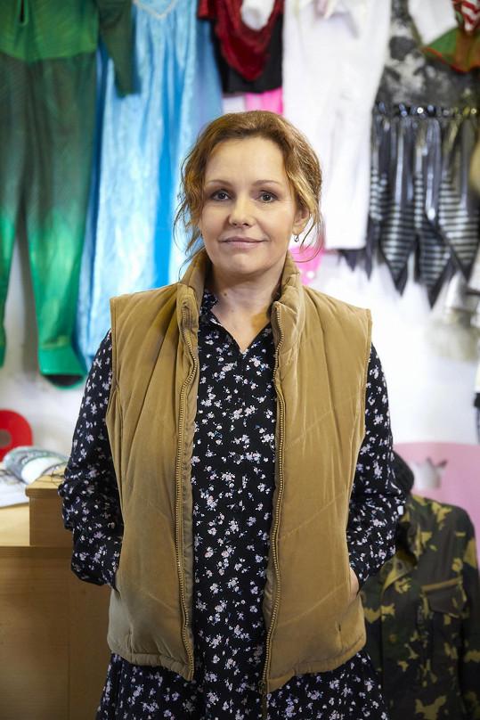 Alena Štréblová nastupuje do Ulice jako maminka Gábiny Pumrové.