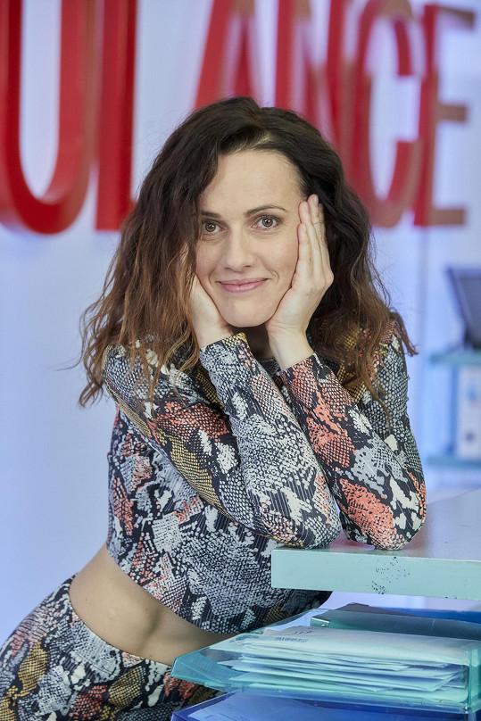 Petra Bučková v roli po letech nahradila Kateřinu Pospíšilovou.