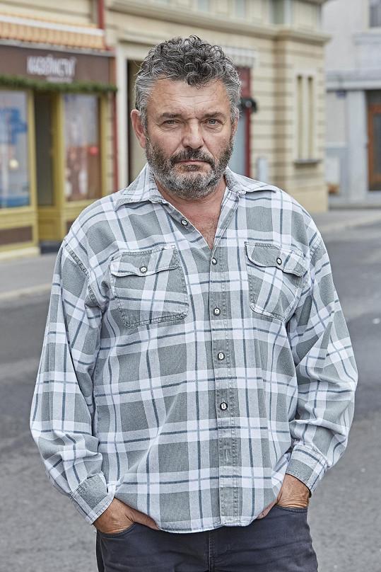 Seriál už 6 let natáčí také bratr Štréblové Jiří Štrébl.