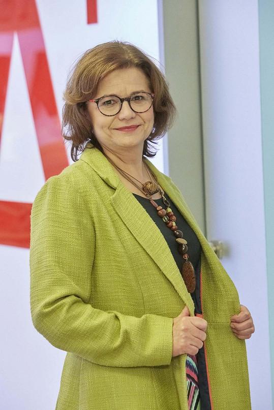 Ivana Andrlová má pozitivní testy na koronavirus a je v domácí karanténě.