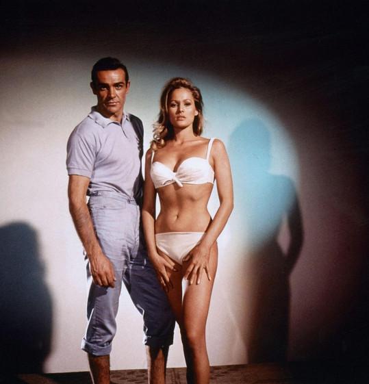 S Seanem Connerym v bondovce Dr. No