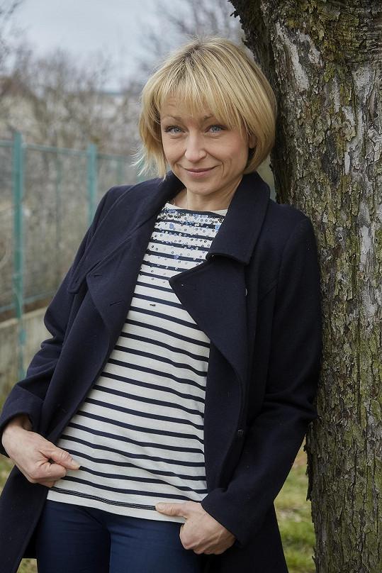 Klára Cibulková po pěti letech končí v oblíbeném seriálu.