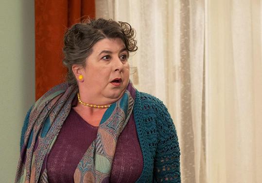 Maminku Broučka (Liška) ztvární Marie Ludvíková.