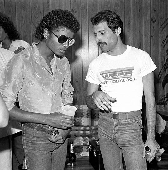 Freddie odmítl tolerovat Michaelovu lásku ke zvířatům.