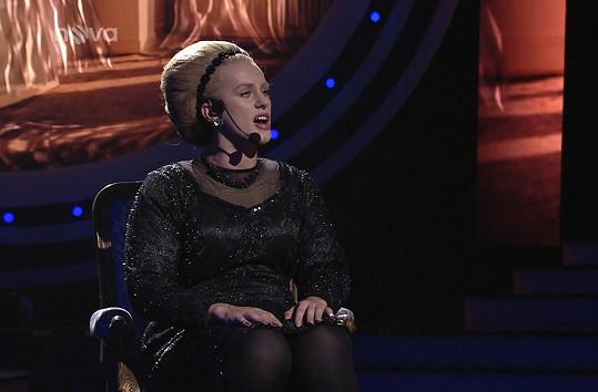 Britské zpěvačce byl neuvěřitelně podobný.