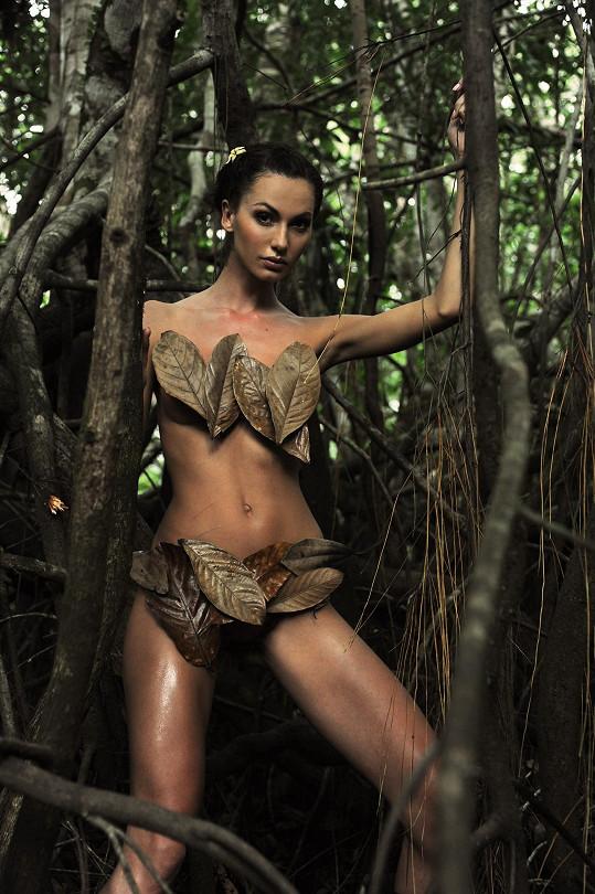 Nafotila žhavé fotky v Amazonii a zamilovala se do známého rybáře Jakuba Vágnera.